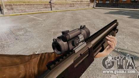 Tactical shotgun v1 for GTA 4 fifth screenshot