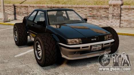 Futo-buggy for GTA 4