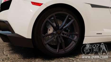 Lamborghini Gallardo LP570-4 Superleggera 2011 for GTA 4