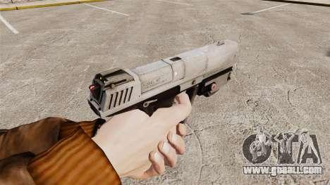 M6G pistol of the Magnum v2 for GTA 4 second screenshot