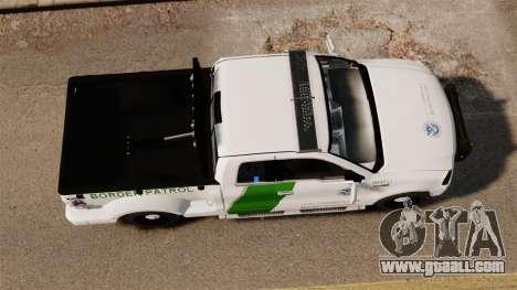 Ford F-150 v3.3 Border Patrol [ELS & EPM] v3 for GTA 4 right view