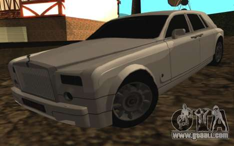 Rolls-Royce Phantom v2.0 for GTA San Andreas