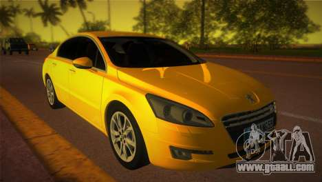 ENBSeries by FORD LTD LX v2.0 for GTA Vice City
