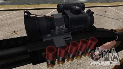 Tactical shotgun v1 for GTA 4 forth screenshot