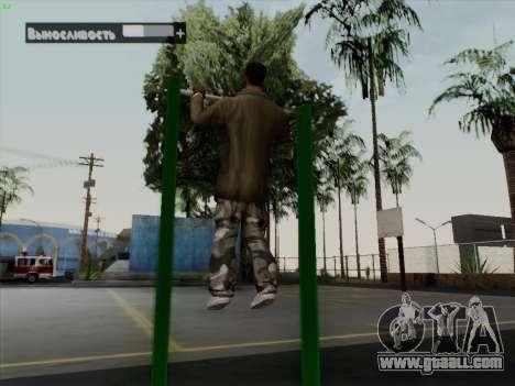 Horizontal Bar for GTA San Andreas fifth screenshot