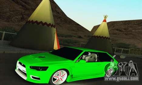 VAZ 2108 Lancer for GTA San Andreas