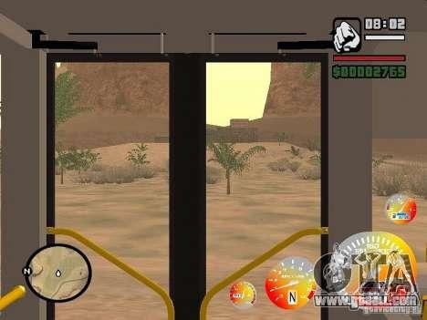 Driving a 3.0 for GTA San Andreas third screenshot