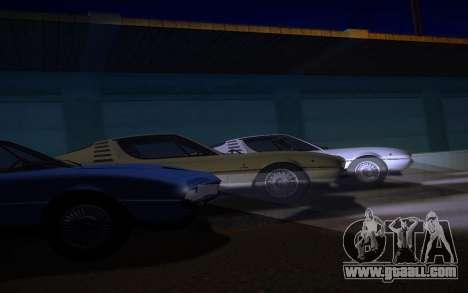 ENBS V3 for GTA San Andreas