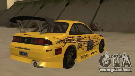 Nissan S14.5 for GTA San Andreas right view