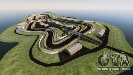 Ultra Nitro track for GTA 4