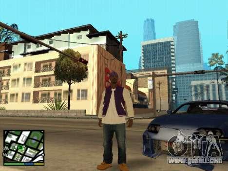 Ballas for GTA San Andreas
