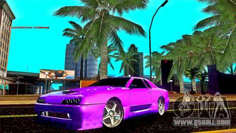 Elegy Drift Silvia for GTA San Andreas