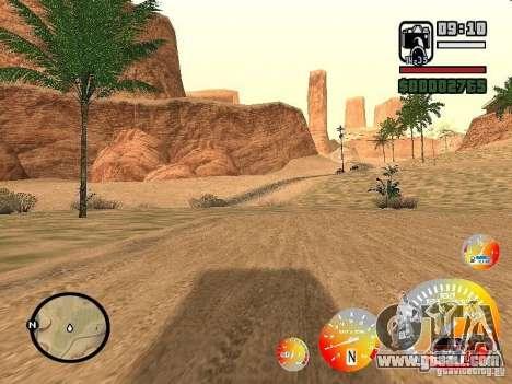 Driving a 3.0 for GTA San Andreas second screenshot