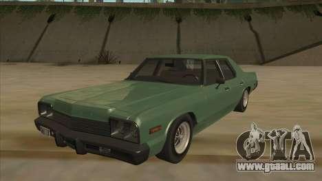 Dodge Monaco V10 for GTA San Andreas