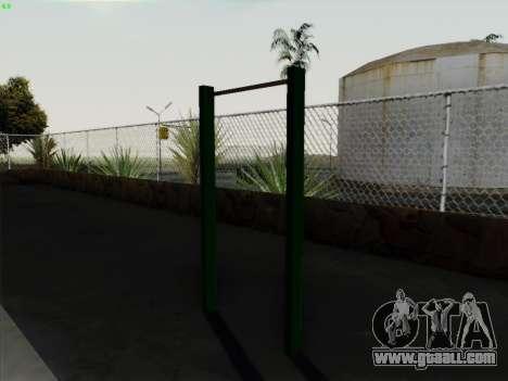 Horizontal Bar for GTA San Andreas third screenshot