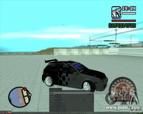 Sobeit 4.2.2.1 (2011) [RUS] for GTA San Andreas