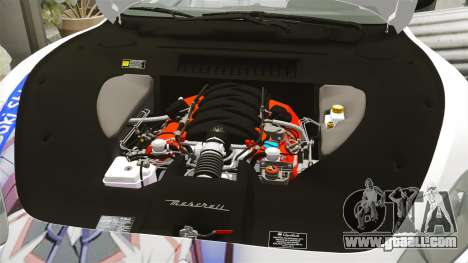 Maserati MC Stradale Infinite Stratos for GTA 4 side view
