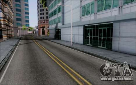RoSA Project v1.2 Los-Santos for GTA San Andreas second screenshot