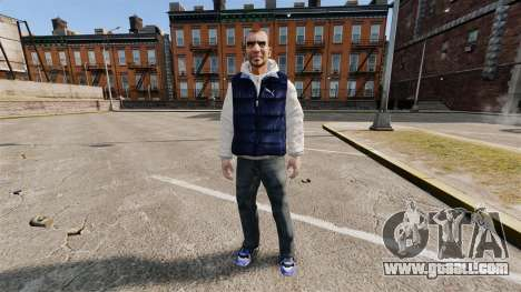 New clothes for Hossan for GTA 4