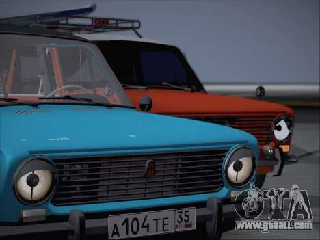 VAZ 2102 for GTA San Andreas right view