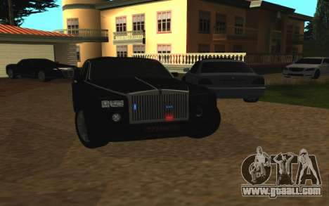 Rolls-Royce Phantom v2.0 for GTA San Andreas right view