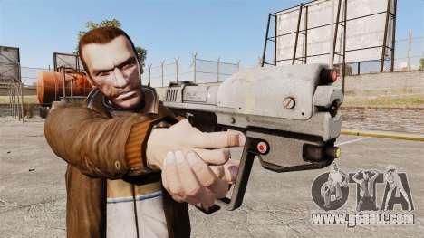 M6G pistol of the Magnum v1 for GTA 4 third screenshot