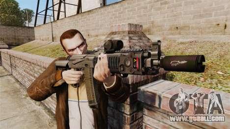 Automatic MM118 AK for GTA 4 third screenshot