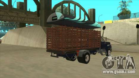 GMC C70 1980 for GTA San Andreas right view