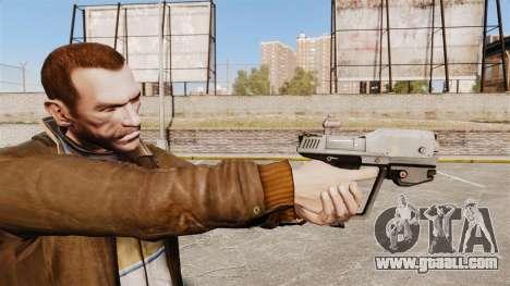 M6G pistol of the Magnum v1 for GTA 4