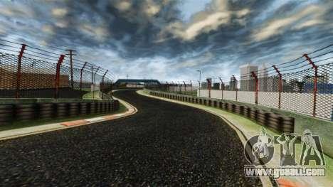 Ultra Nitro track for GTA 4 fifth screenshot
