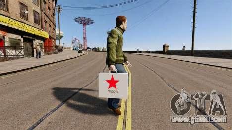 Package Macys for GTA 4