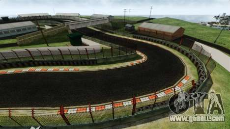 Ultra Nitro track for GTA 4 sixth screenshot