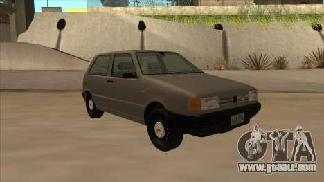 Fiat Uno 1995 for GTA San Andreas left view