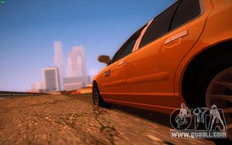 ENBS V3 for GTA San Andreas third screenshot