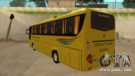 Yanson Legacy - CERES TOURS 55003 for GTA San Andreas back view