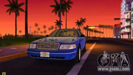 ENBSeries by FORD LTD LX v2.0 for GTA Vice City third screenshot