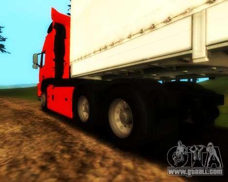 Semi-trailer for GTA San Andreas
