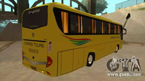 Yanson Legacy - CERES TOURS 55003 for GTA San Andreas right view