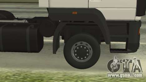 MAZ 5440 for GTA San Andreas side view