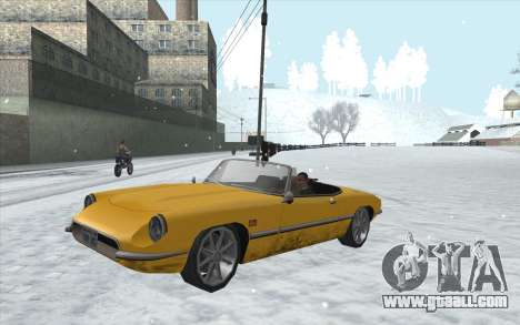 Snow San Andreas 2011 HQ - SA:MP 1.1 for GTA San Andreas seventh screenshot