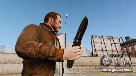 Tactical knife v1 for GTA 4