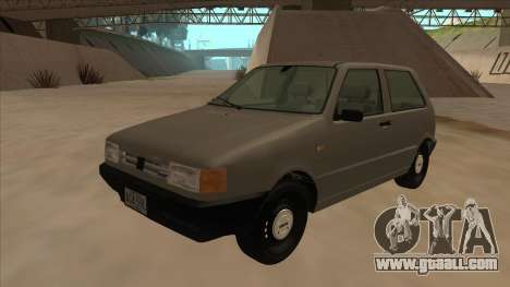 Fiat Uno 1995 for GTA San Andreas