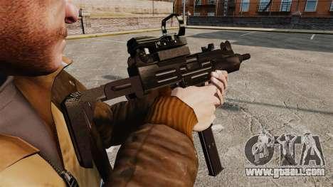 Tactical Uzi v4 for GTA 4 second screenshot