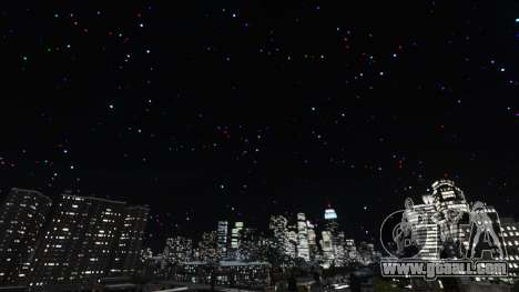 New day and night sky for GTA 4 second screenshot