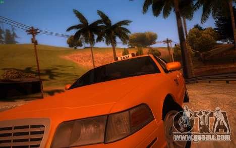 ENBS V3 for GTA San Andreas second screenshot