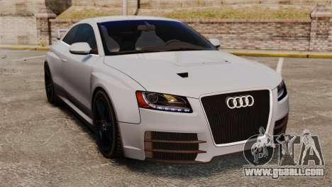 Audi S5 EmreAKIN Edition for GTA 4