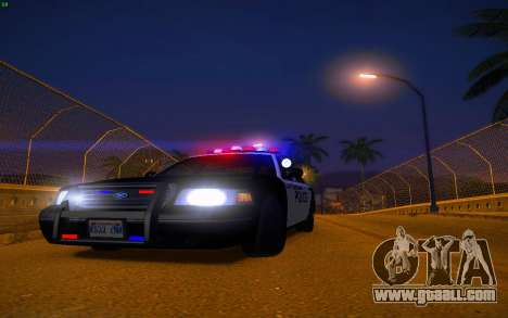 ENBS V3 for GTA San Andreas tenth screenshot