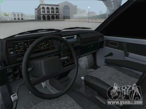 VAZ 21093i for GTA San Andreas engine