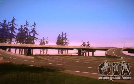 ENBS V3 for GTA San Andreas ninth screenshot
