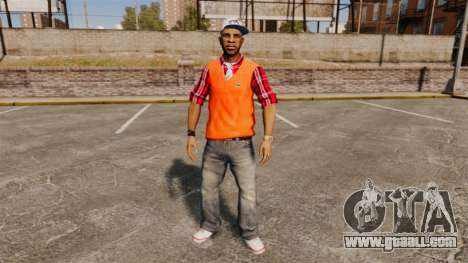 New clothes for the Pathos for GTA 4